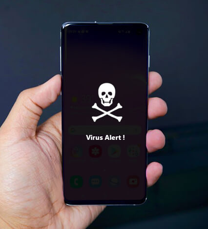 virus attack