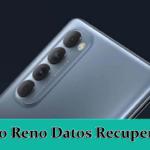 Oppo Reno Datos Recuperación – recuperar datos desde teléfonos Oppo Reno