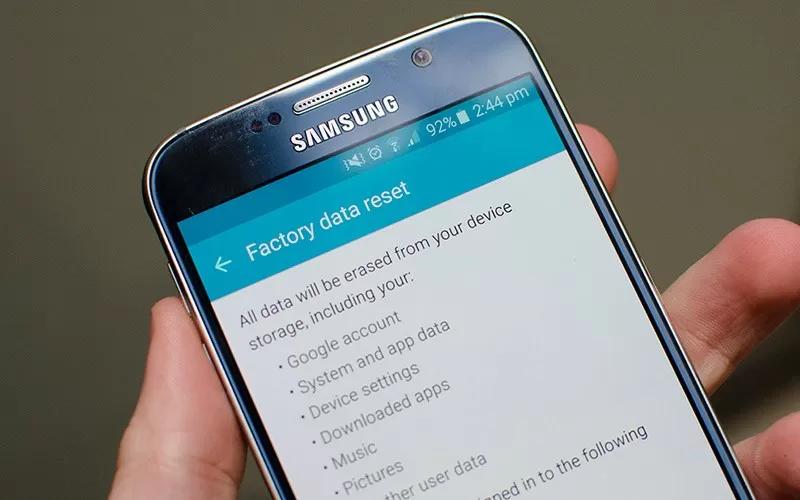 recuperar datos perdidos después Fábrica Reiniciar Android