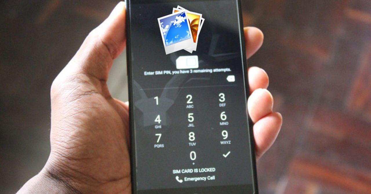 recuperar fotos de un teléfono Android bloqueado