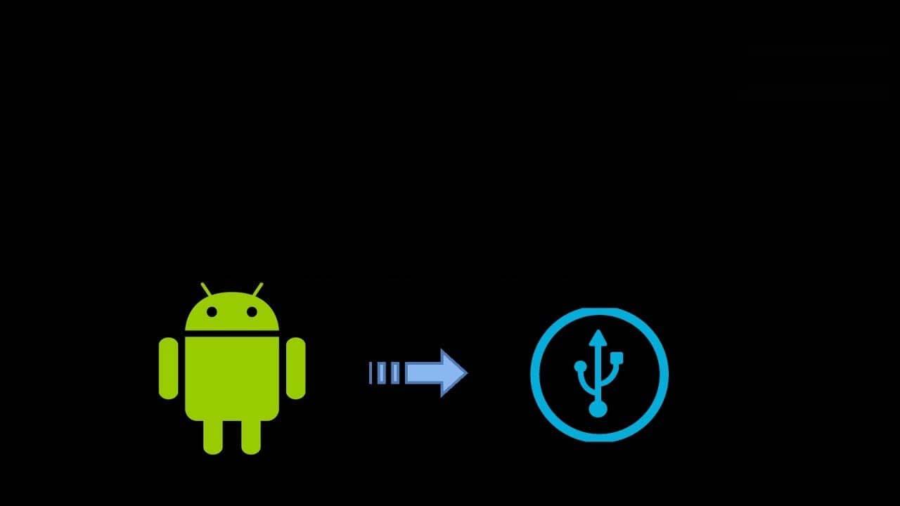 habilitar la depuración USB en un teléfono Android bloqueado
