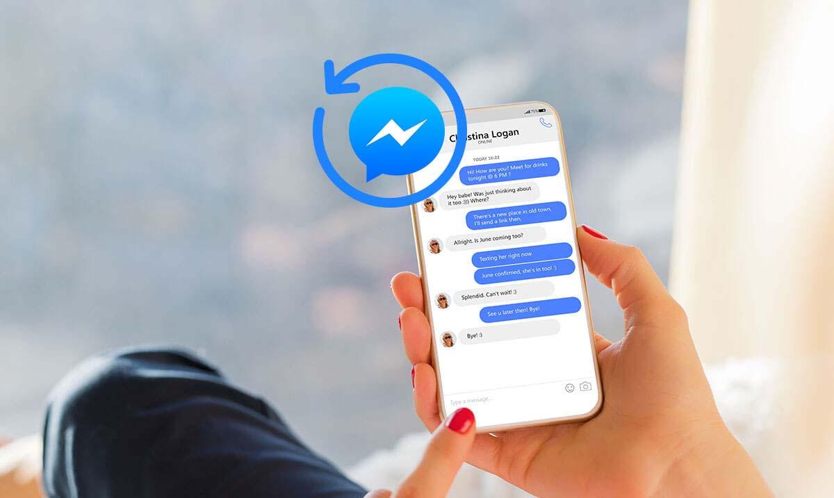 Recuperar mensajes eliminados de Facebook Messenger en Android