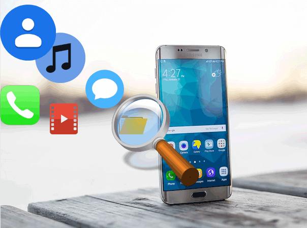 Recuperación de datos Samsung