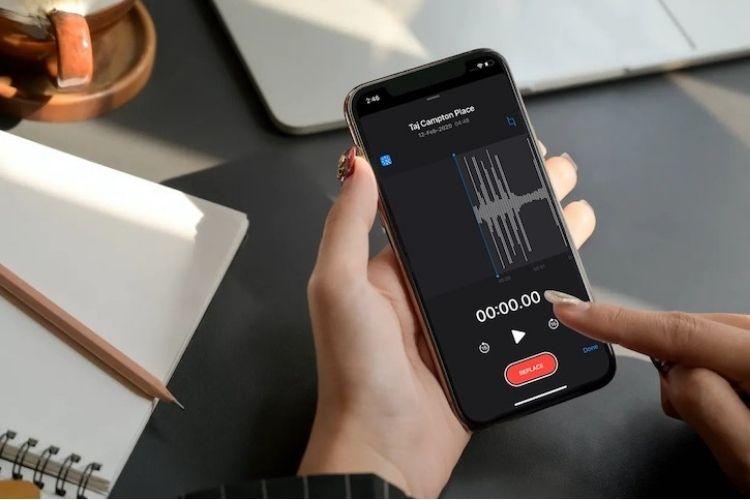 recuperar grabaciones de voz eliminadas en iPhone