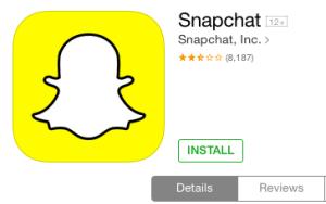 install-snapchat