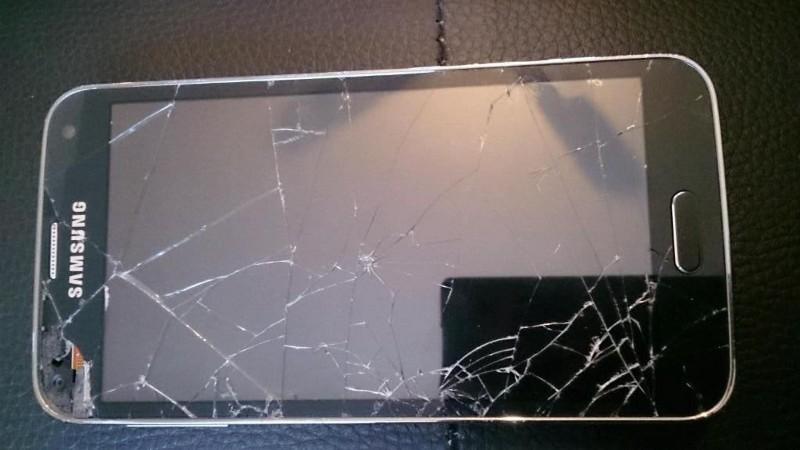 recuperar imágenes de un teléfono Samsung roto