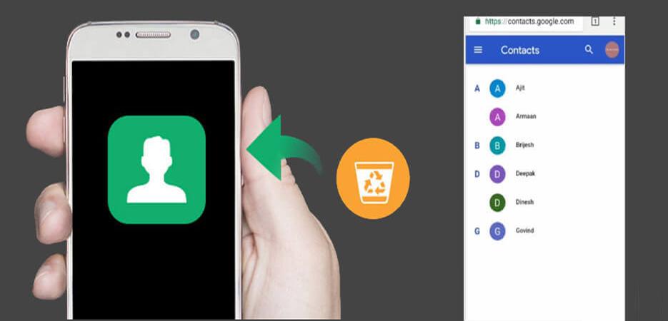 Recuperar eliminados números de teléfono en Android fácilmente