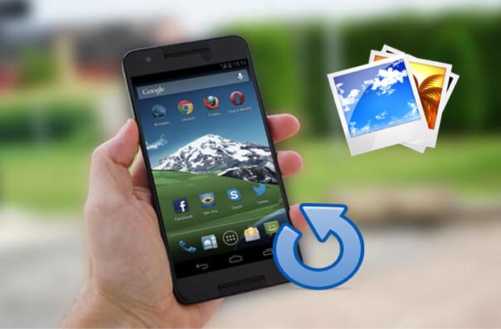 recuperar las fotos después de un reinicio de fábrica Android