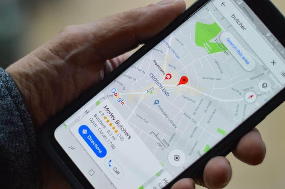 arreglar Google Maps no funciona en Android
