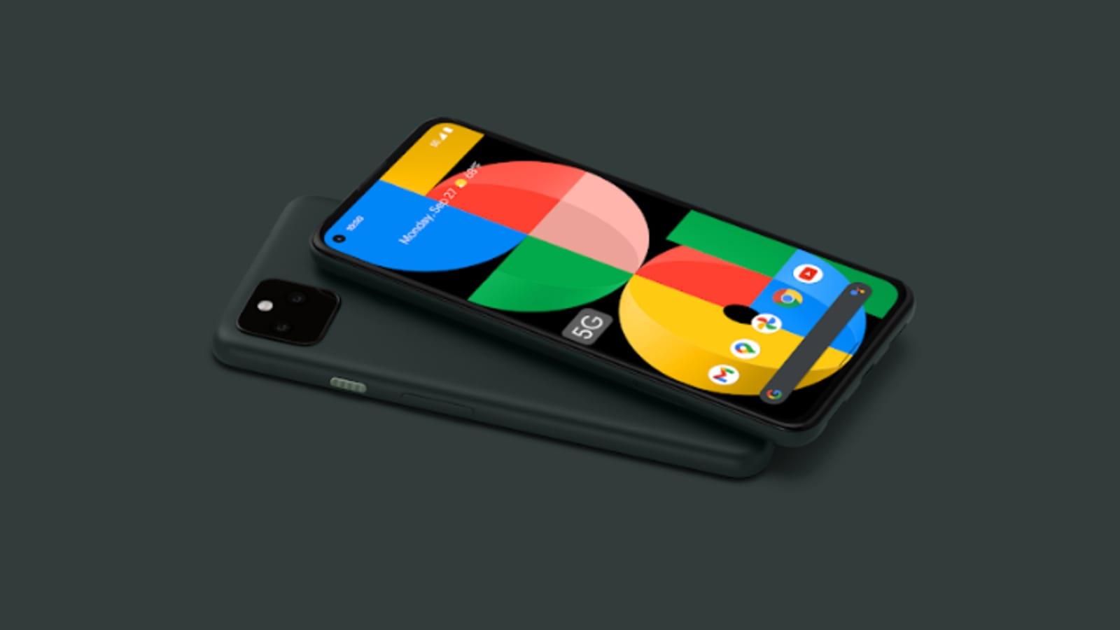 Google Pixel Recuperación de datos